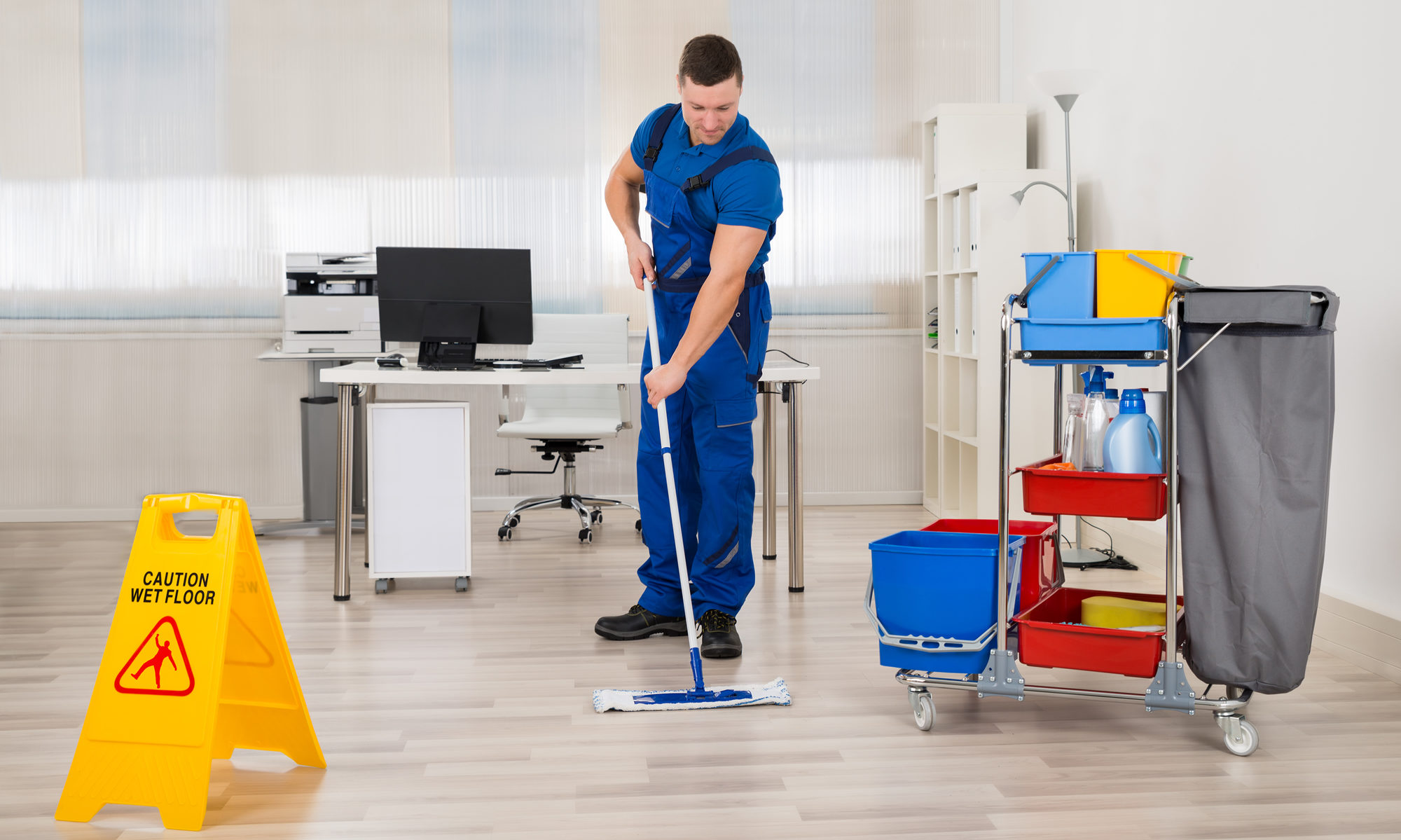 Supreme Clean: Commercial Cleaning Company in Surrey