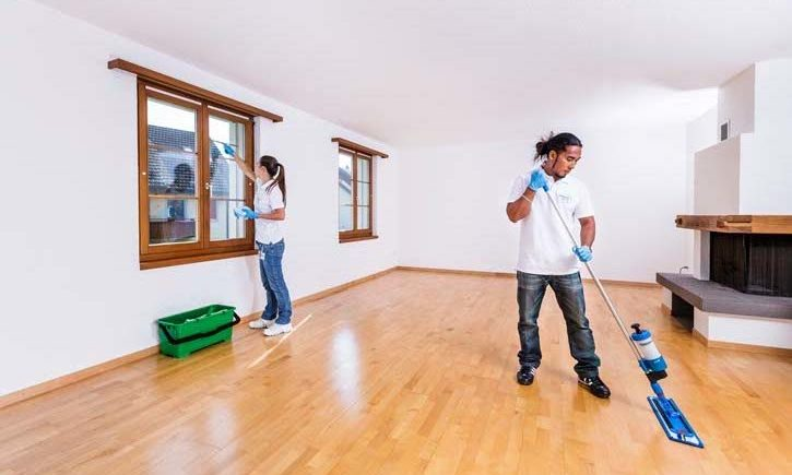 End of Tenancy Cleaning Services in Surrey